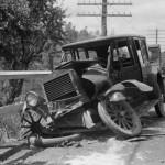 Автомобильные аварии 80 лет назад – Шкаff