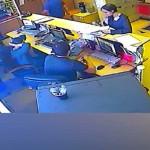 Появилось видео нападения на радиоведущую «Эха Москвы» Татьяну Фельгенгауэр